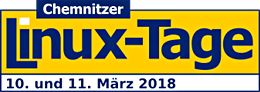 Chemnitzer Linux-Tage 2018